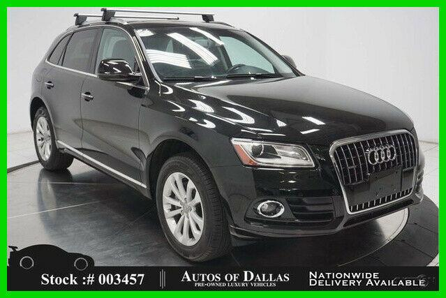 2017 Audi Q5 2.0T Premium NAV,PANO,HTD STS,18IN WLS,HID LIGHTS for Sale