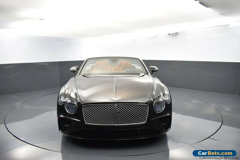 2020 Bentley Continental GT All-wheel Drive Convertible V8 for Sale