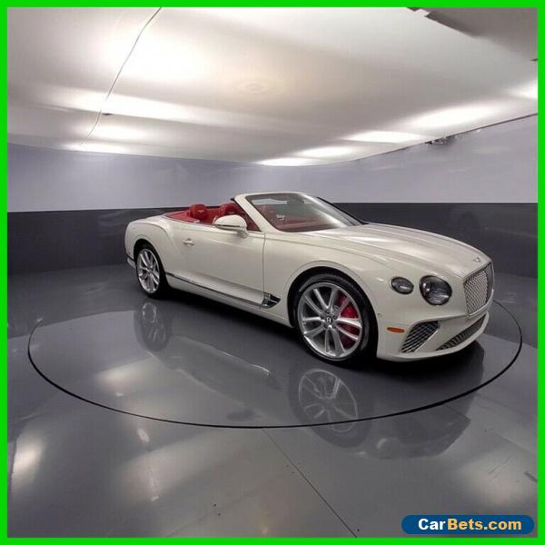 2020 Bentley Continental GT V8 for Sale