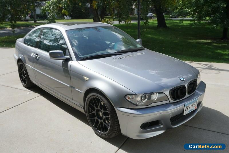 2004 BMW 3-Series Sport Package for Sale