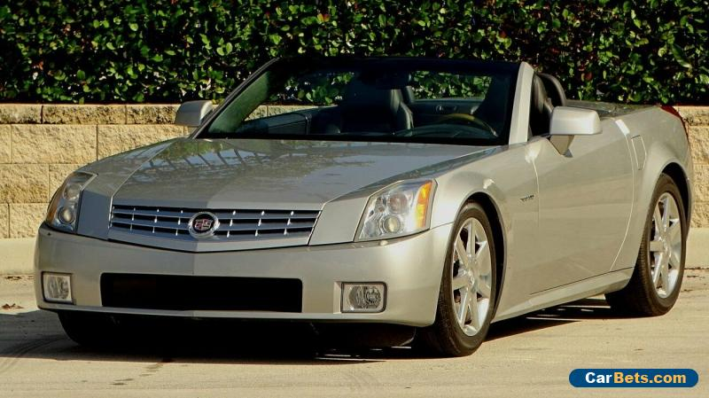 2004 Cadillac XLR ROADSTER for Sale