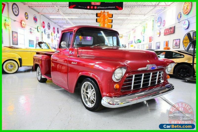 1956 Chevrolet Apache for Sale