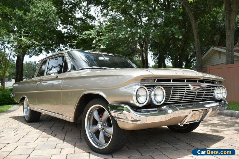 1961 Chevrolet Biscayne for Sale