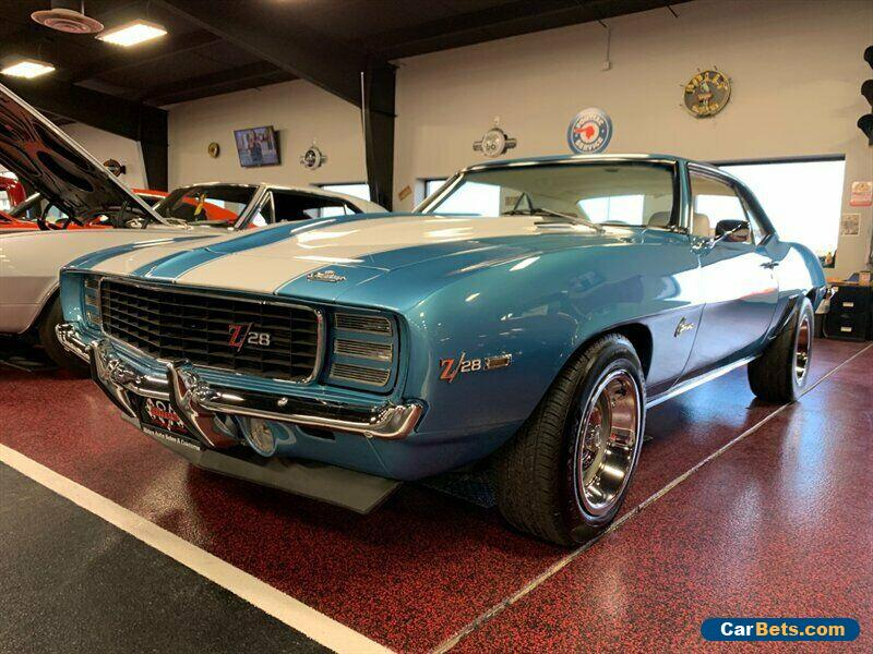 1969 Chevrolet Camaro RS custom for Sale