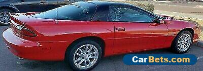 2002 Chevrolet Camaro SS for Sale