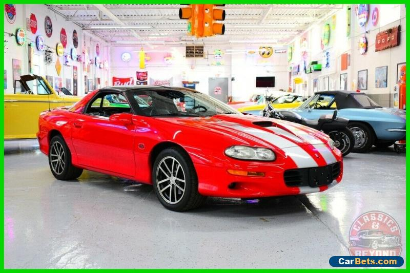 2002 Chevrolet Camaro Z28 for Sale