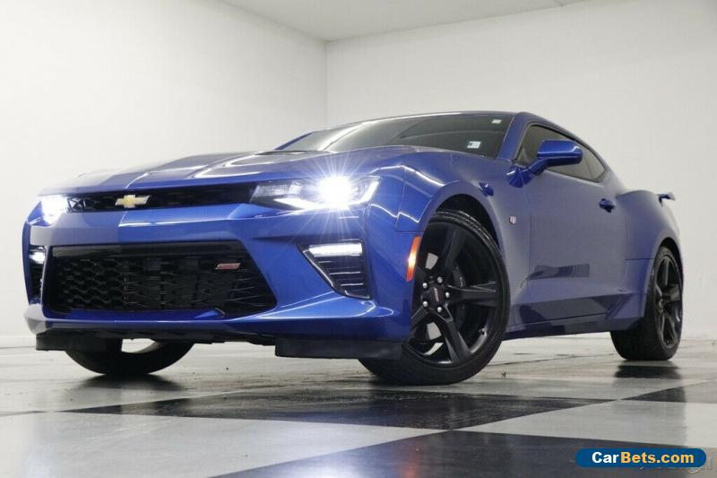 2018 Chevrolet Camaro SS 2dr Coupe w/2SS for Sale