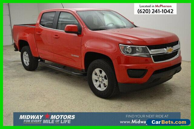 2018 Chevrolet Colorado WT for Sale
