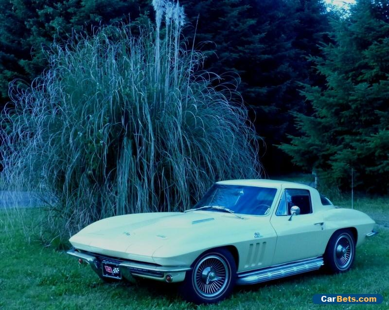 1966 Chevrolet Corvette Highly OPTIONED for Sale