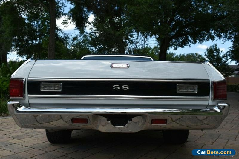 1970 Chevrolet El Camino only 85k Miles! for Sale