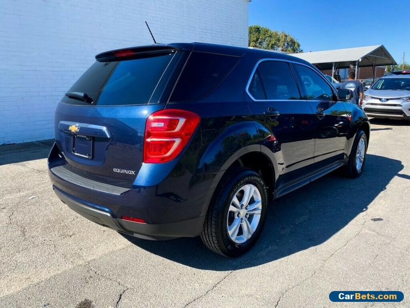 2016 Chevrolet Equinox LS 4dr SUV for Sale