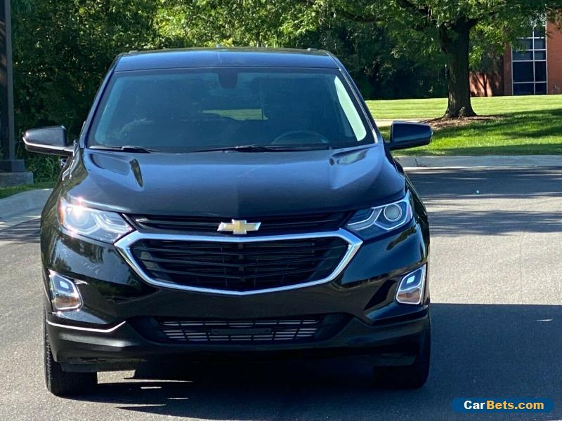 2018 Chevrolet Equinox LT Edition AWD 1.5L TURBO for Sale