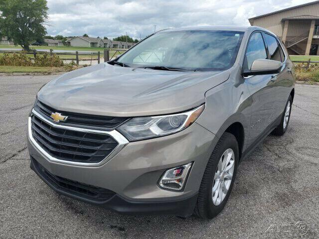 Chevrolet Equinox 2019 Gray