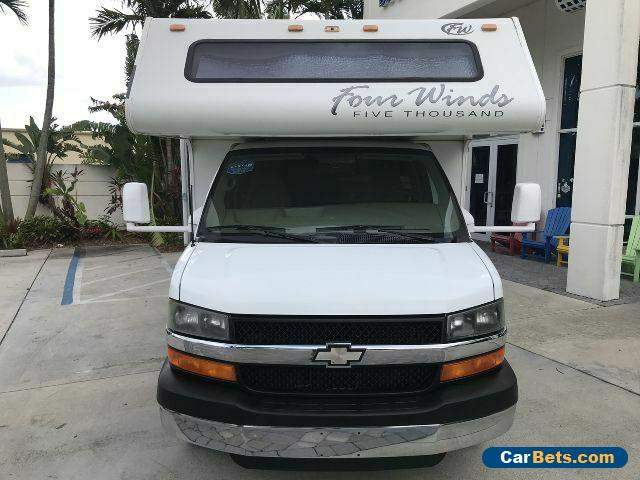2008 Chevrolet Express C7N Four Winds Five Thousand RV/Camper for Sale