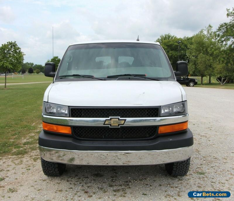2015 Chevrolet Express Quigley for Sale