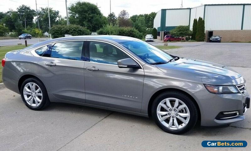 2018 Chevrolet Impala LT V6 for Sale