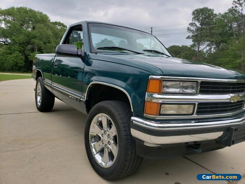 1996 Chevrolet K1500 for Sale