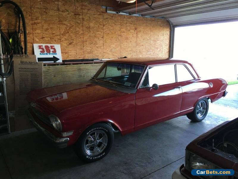1962 Chevrolet Nova for Sale