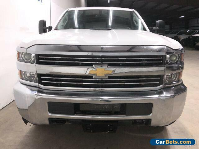 2015 Chevrolet Silverado 3500 FREE HOME DELIVERY @FP 3500 4WD Crew Diesel Alli for Sale
