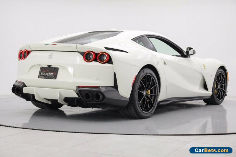 2018 Ferrari 812 Superfast Certified CPO for Sale