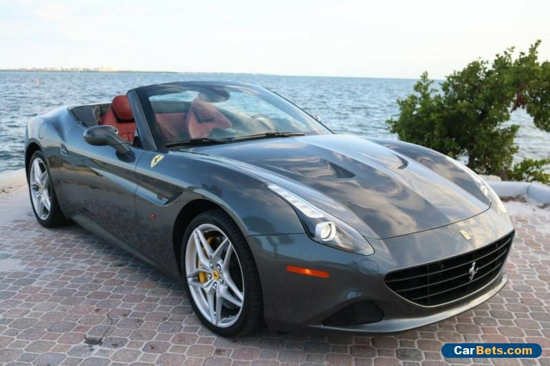 2016 Ferrari California T for Sale