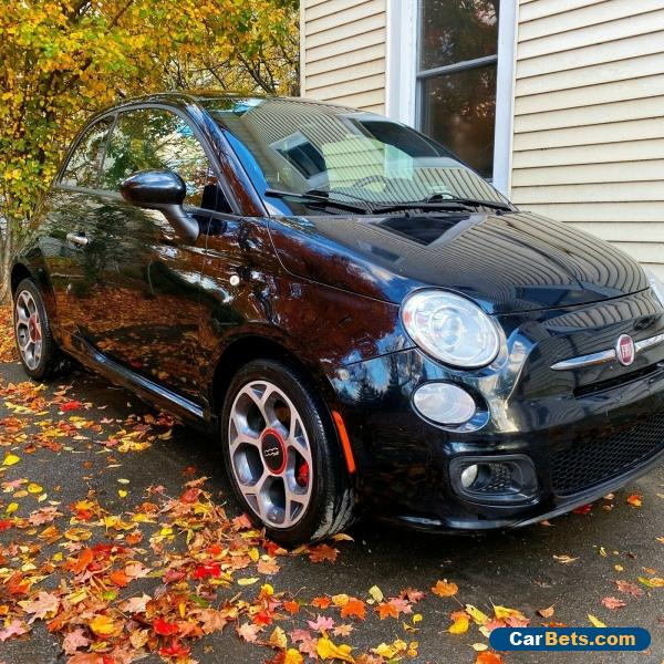 Fiat: 500 Sport for Sale