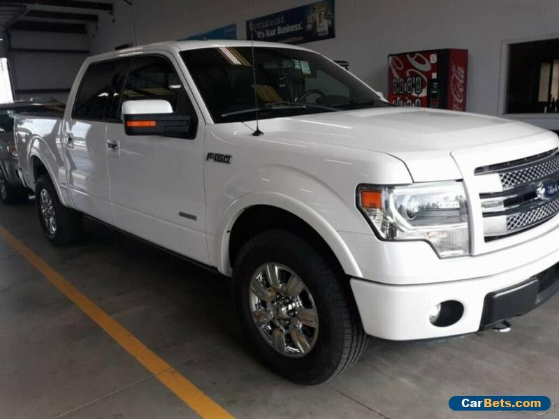 2014 Ford F-150 4x4 Limited 4dr SuperCrew Styleside 5.5 ft. SB for Sale
