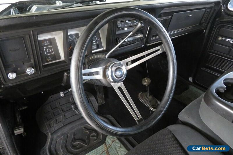 1979 Ford Bronco 4x4 Bronco w/ 351 for Sale