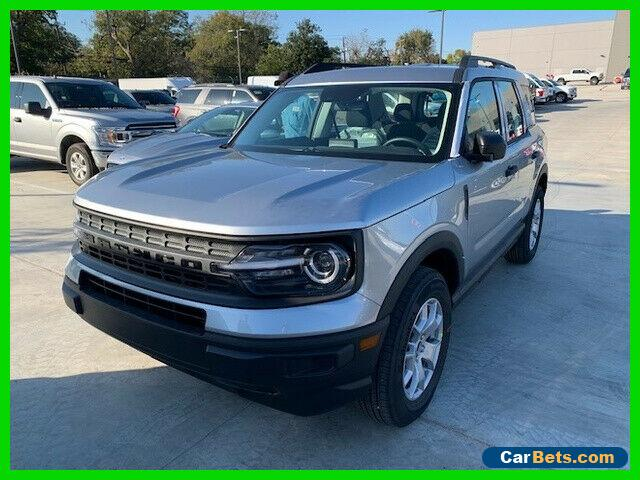 2021 Ford Bronco 2021 Ford Bronco Sport for Sale