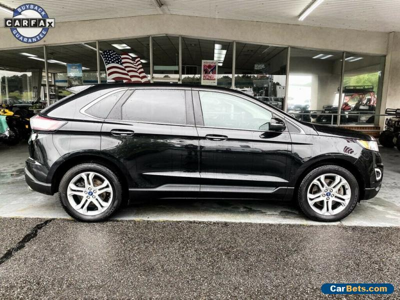 2015 Ford Edge Titanium for Sale