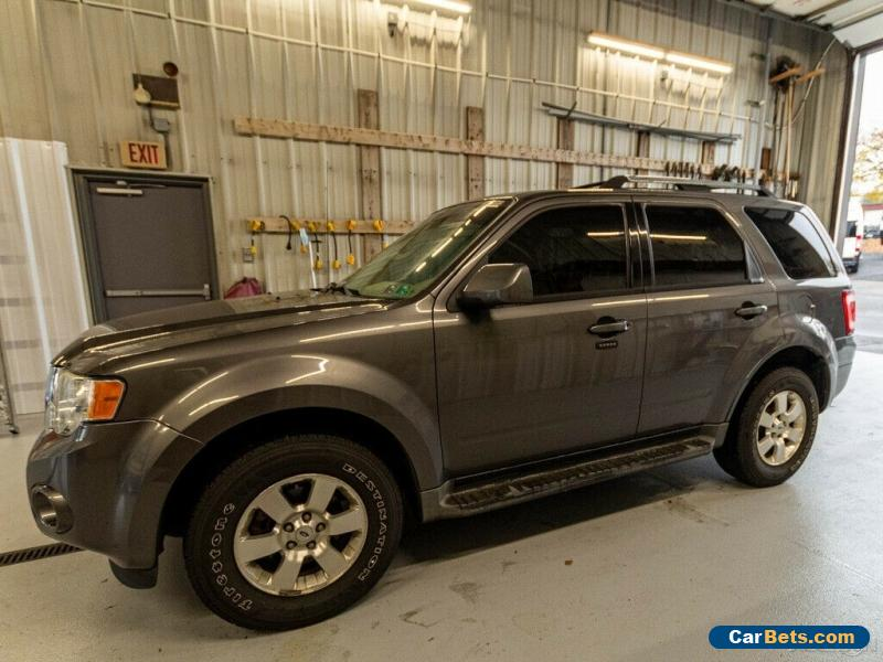 2012 Ford Escape Limited 4dr SUV for Sale