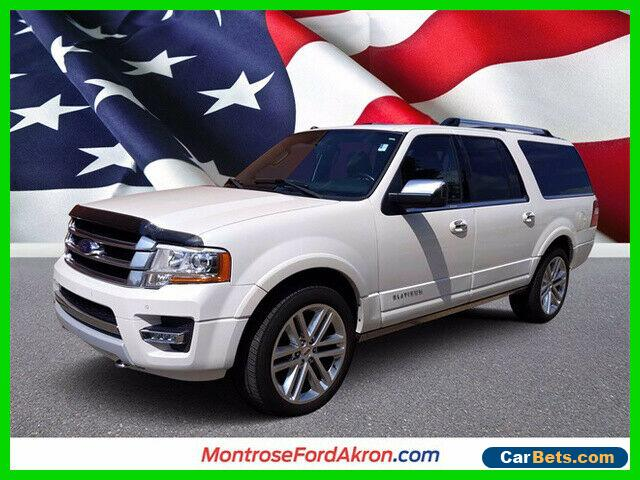 2017 Ford Expedition Platinum for Sale