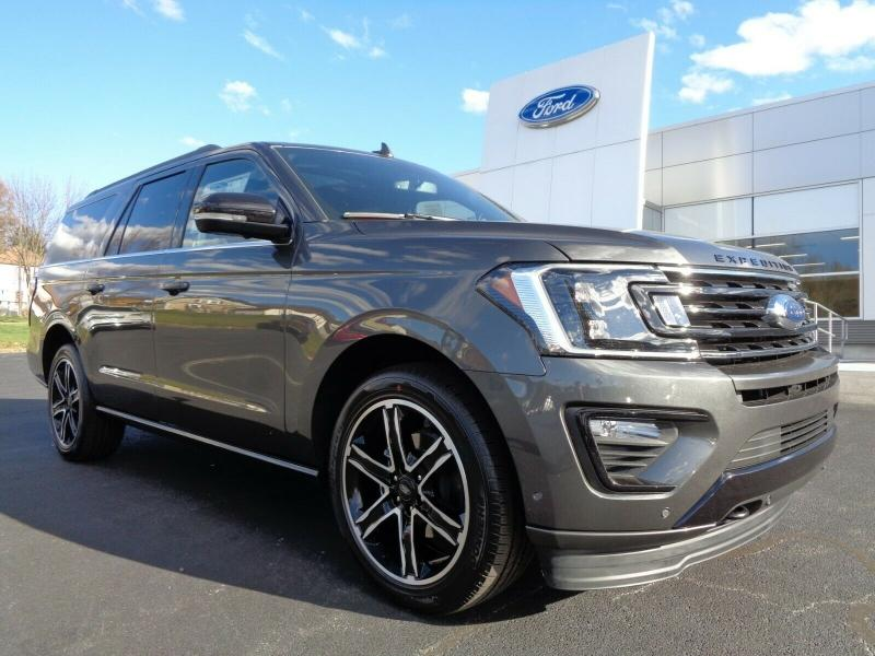 2020 Ford Expedition New 2020 Expedition Max 3.5L 4x4 Stealth Limited for Sale
