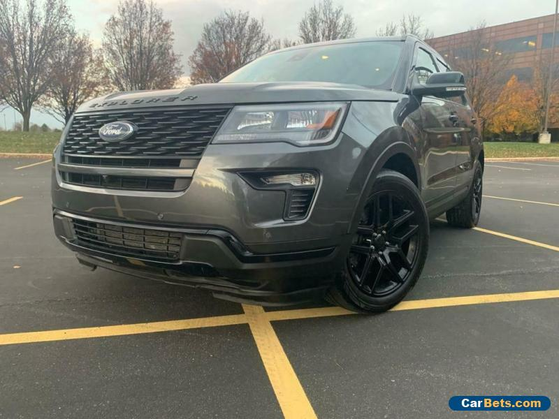 2019 Ford Explorer for Sale