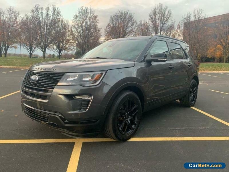 2019 Ford Explorer SPORT for Sale