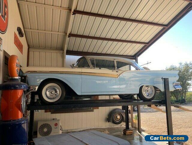 Ford: Fairlane 500 2dr club cpe for Sale