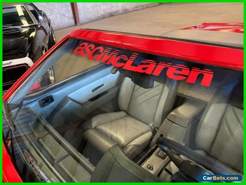 1988 Ford Mustang LX 2dr Coupe for Sale