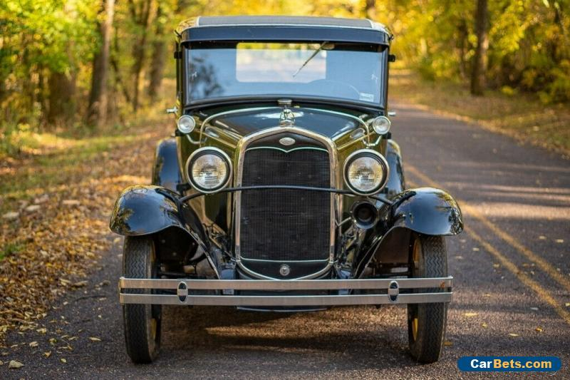 1931 Ford Model A Model A Five-Window Coupe for Sale