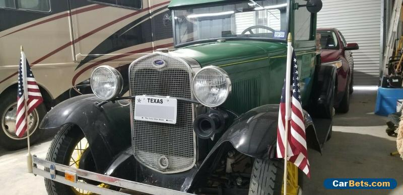 1931 Ford Model A Pickup for Sale