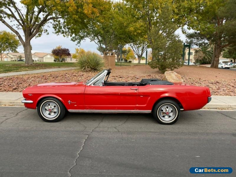 1964 Ford Mustang for Sale