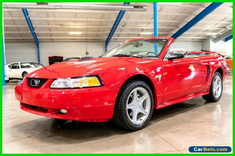 1999 Ford Mustang 2dr Convertible GT for Sale