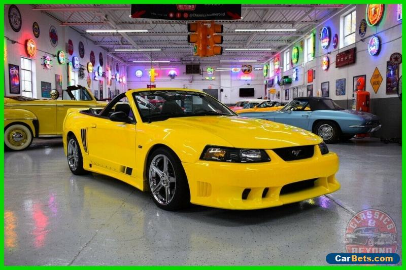 2003 Ford Mustang GT Premium 2dr Convertible for Sale