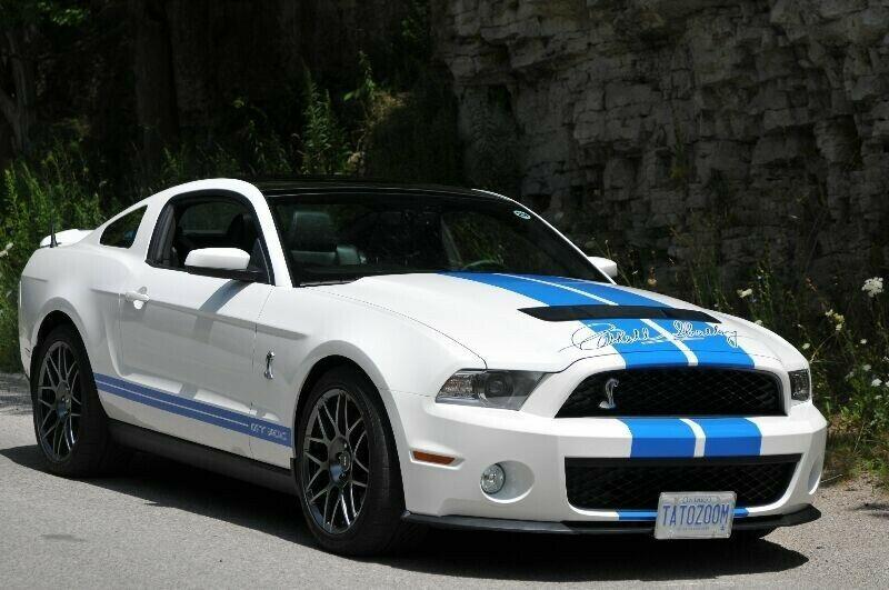Ford Mustang 2011 White