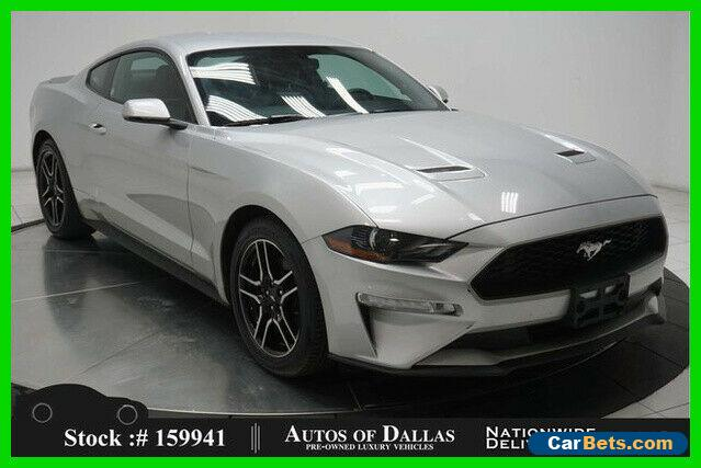 2019 Ford Mustang EcoBoost Premium CAM,CLMT STS,PARK ASST,18IN WLS for Sale