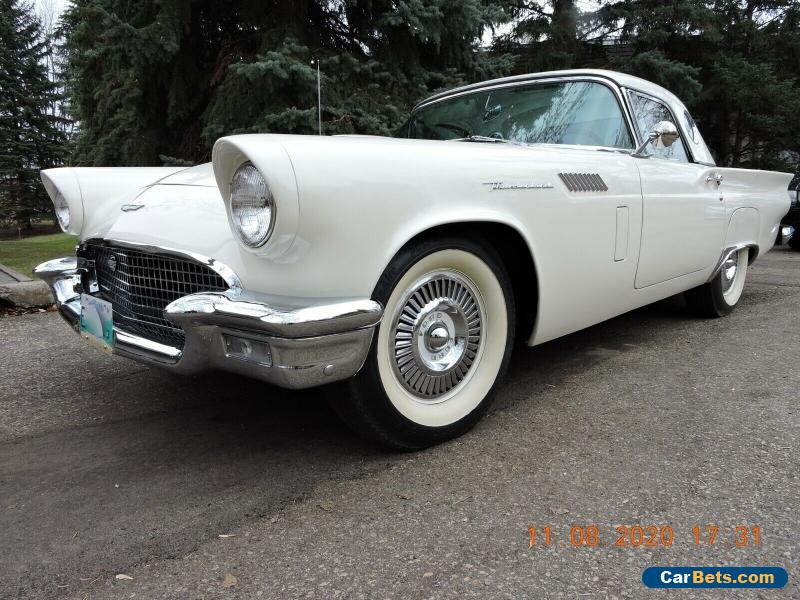 1957 Ford Thunderbird Hard Top / Soft Top for Sale