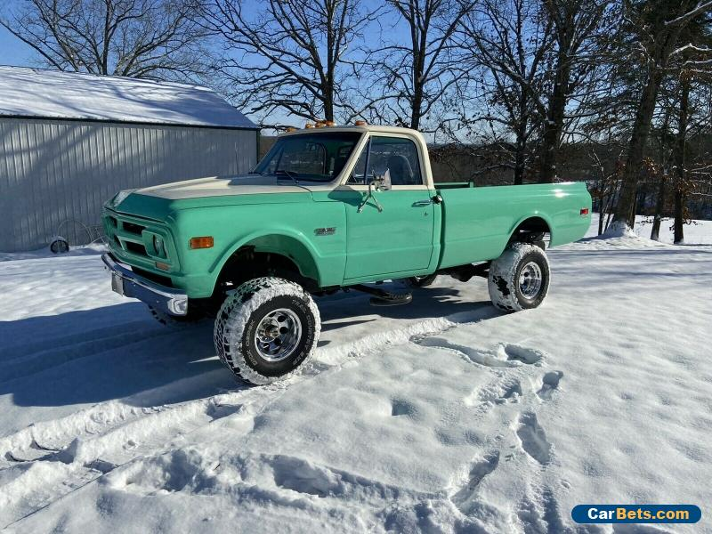 1968 GMC 1500 for Sale