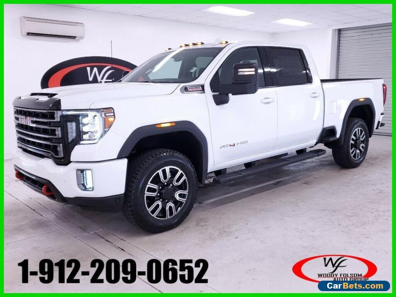 2020 GMC Sierra 2500 AT4 for Sale