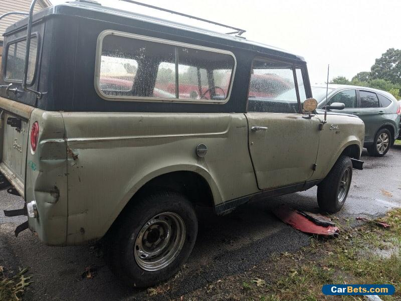 1969 International Scout 800B for Sale