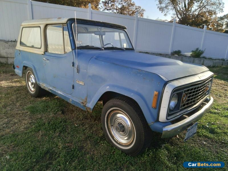 1973 Jeep Commando COMMANDO for Sale