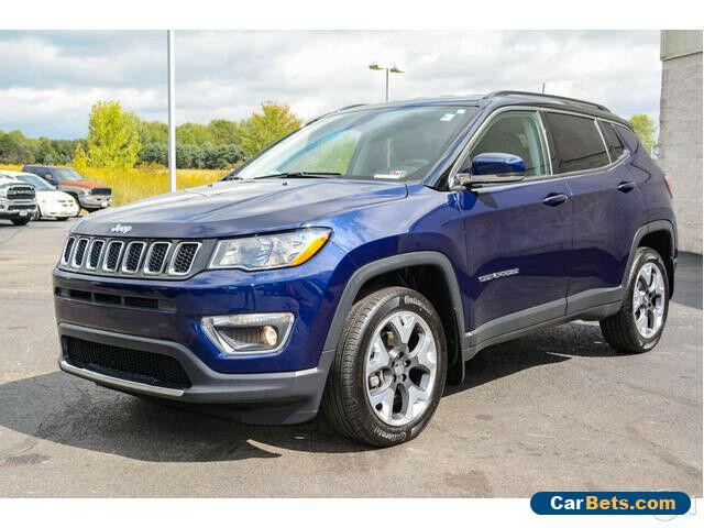 2018 Jeep Compass Limited 4x4 for Sale